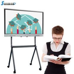 LED infrarouge salle de classe Portable 4K Affichage tableau blanc interactif SMART Board