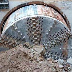 Npd1000高速バランス鋼管のためのトンネルのボーリング機械機械を持ち上げる発掘のスラリーの混合物の管無し