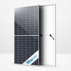 Tier 1 Trina PANNEAU SOLAIRE PV 9bb 500W 550W 600W 182mm Half Cell Mono Module de panneau solaire Trina 500 550 600 Watt Wp Prix de gros