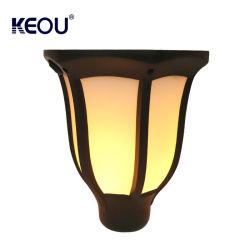 Neue Wasserdichte, leuchtende LED-Flammenleuchte für die Sonnenbeleuchtung der heißen Mehrfarbigen Led-Farbänderung, IP65, Energy Smart-Design-Batterie für die Patio