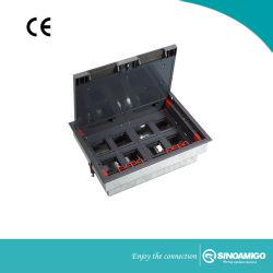 Plastique ABS de ports de sortie de puissance sous plancher