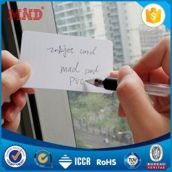 Epson Tintenstrahl-bedruckbares Leerzeichen Belüftung-kardiert Plastikkursteilnehmer Identifikation Drucken