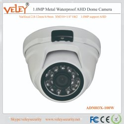 Водонепроницаемый Vari-Focal объектив купольная камера ночного видения ПЗС-камеры видеонаблюдения