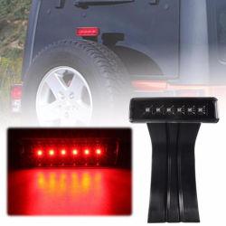 Задний Lightech Break Светодиодные задние фонари Backup заднего фонаря высокой установите индикатор остановки для 2007-2016 Jeep Wrangler Jk неограниченной Jk Рубикон