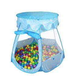 Baby-Zelt für das Kind-Spielen oben knallen