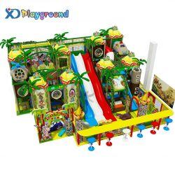 Structuur van het Spel van de Kinderen van de Apparatuur van de Speelplaats van het Park van het vermaak de Binnen Zachte