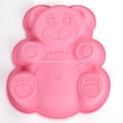 Уникальная конструкция силиконовой торт пресс-форм, несут торт пресс-формы