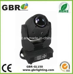 工場価格! 中国のホットセールメーカーのハイパワー LED 可動ヘッドスポットライティング 150W スポットステージライト
