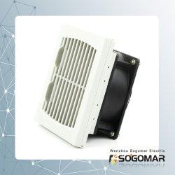 Filtre de ventilation 9803 avec ventilateur axial de 4 pouces de 220-240 V AC
