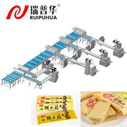 مصغّرة آليّة يقحم كعك رقاقة [بكينغ لين] بسكويت صغيرة يجعل آلة مع [بكينغ مشن] سعر صناعة