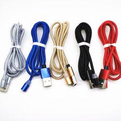 마그네틱 케이블 C형 마이크로 USB 케이블 3A 급속 충전기 유선 코드 iPhone 12 Samsung USB-C Mobile용 고속 충전 전화 11 PRO