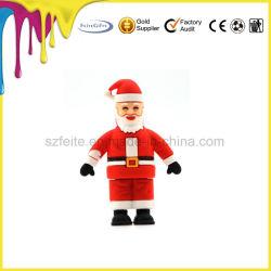 Weihnachtsweihnachtsmann USB-Flash-Speicher für Weihnachtsgeschenk