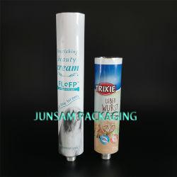 Soem-Drucken-Nahrung- für Haustiereverpackender kosmetischer tierischer leerer Gefäß-Behälter-China-Aluminiumhersteller