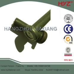 De Metalen kap van Ceamic van de Heks van de Nagels van de Scheerbeurt van de Schakelaar van de scheerbeurt voor de Structuren van het Staal