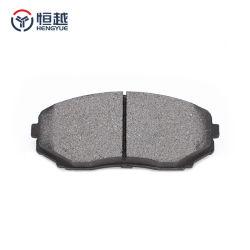 Accessoires de voiture haut de la qualité jeu de plaquettes de frein à disque pour Toyota Vios avec D1258-8377
