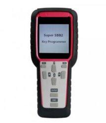 Newest Super CFF2 Clé de l'huile programmeur/service de réinitialisation/MPT/EPS/BMS Scanner de poche