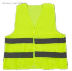 La construcción de alta visibilidad Ropa de trabajo camisas protectoras reflectante Chaqueta de seguridad