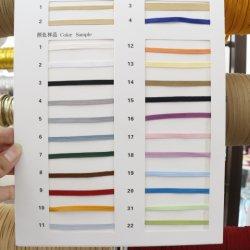 卸し売り平らなファブリックバンドカスタム綿のコードのスポーツのウェビング
