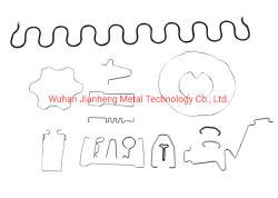 Custom de alambre de acero inoxidable formando con formas complejas