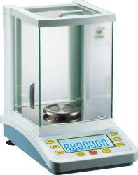 実験室の精密電子バランス1mg/0.1mg 200g