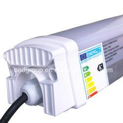 1800mm 80W Triproof lampe LED en aluminium avec ce Label RoHS et d'énergie