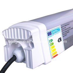 1800mm 세륨 RoHS와 에너지 레이블을%s 가진 80W 알루미늄 LED Triproof 램프