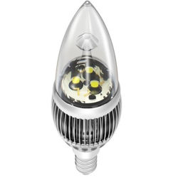 고출력 LED 캔들 전구(ZZ-KT-8213)
