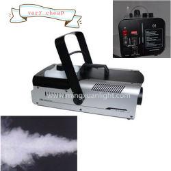 Équipement de scène portable 1500W Machine à fumée Brouillard de commande à distance