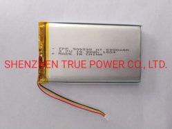 Batteria a temperatura elevata 905595 5400mAh del Li Poymer per il PC