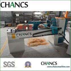 Tornio di legno di CNC con