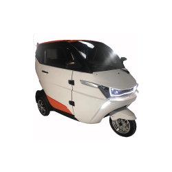 2020 Vidros novos mini-carro com 3 rodas e 2 lugares