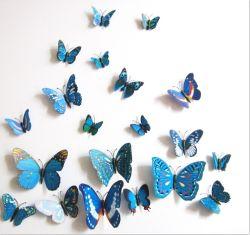 Décoration murale papillon 3D (FT8007)
