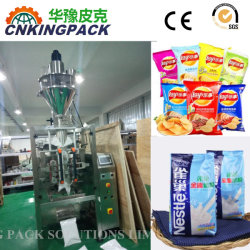 Fabricante China 1kg 5 kg de azúcar arroz totalmente automática Máquina de embalaje