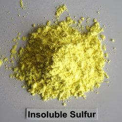 Insoluble Hdot soufre20 OT33 OT10, agent de vulcanisation de caoutchouc
