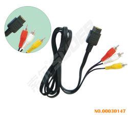 Machine de jeu Suoer 1.8m Câble de 3 connecteurs RCA (00030147)