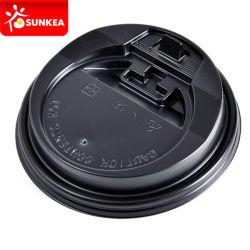 De beschikbare Zwarte Plastic Sluiting GLB van de Kop van de Koffie van het Document