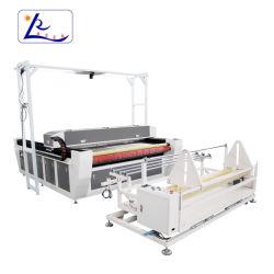 Alimentação automática de corte a laser Máquina para vestuário pano////couro/tecido de fibras têxteis