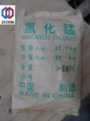 Le chlorure de manganèse de qualité de la batterie tétrahydrate CAS no 13446-34-9