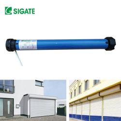 35 mm/45mm/59mm/92mm Motor tubular para rodillos de rodadura del obturador y la puerta del garaje