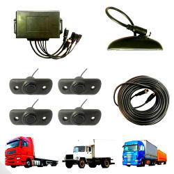 OEM тип грузового прицепа светодиодный дисплей Биби парковочный датчик сигналов тревоги