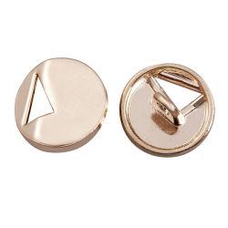 衣服のアクセサリの方法亜鉛合金ボタンの空想の金属ボタン