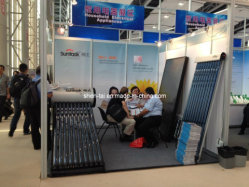 115th Canton FairのSuntask Solar Water Heater Exhibition
