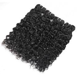 9Un grade de gros de l'usine en vrac de cheveux humains 100% naturel brut cheveux brésiliens d'onde