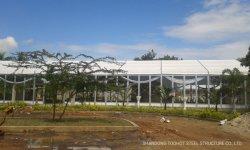 Costruzioni di alluminio della tenda del comitato del magazzino della tenda foranea della struttura da vendere