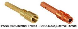 Panasonic MIG-Schweißbrenner-Spitzenadapter (500A)