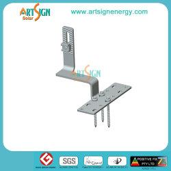 Solarhalter-Fliese-Dach-Montierungs-Lösung, Solarhaken, Solarhalterung