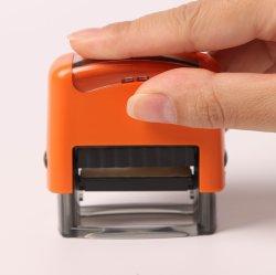 O sortido de cores de montagem Auto Inking carimbos com melhor qualidade Ink
