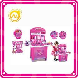 新しいおもちゃの台所演劇の一定の携帯用接触誘導の調理器具のキッチン・テーブル