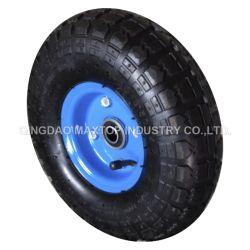 4.10/3.50-4 إطار Jiaonan Maxtop Wheel Barrow Handrolley Tire