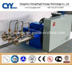 Het Indienen van de Cilinder van de Positie van het LNG van het Argon van de Stikstof van de Zuurstof van de hoge druk l-CNG Pomp van Aardgas